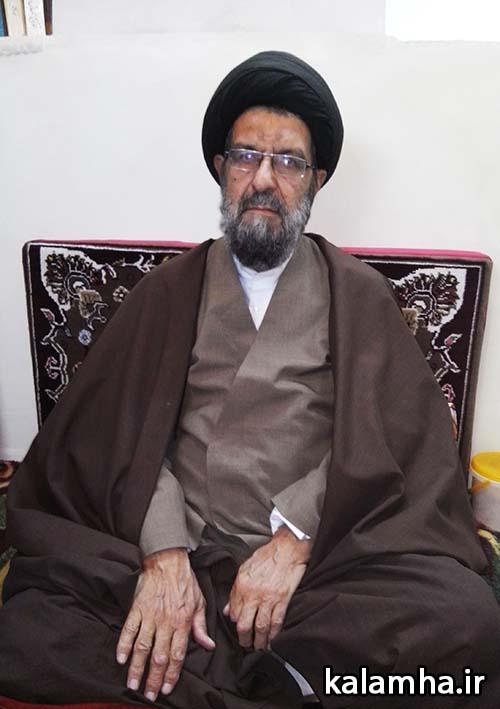 حضرت آیت الله سید محمد موسوی درچه ای